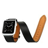 BASEUS Sunlord Series Watchband 38mm for Apple Watch - Black - Casing Smartwatch / Case
