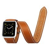 BASEUS Sunlord Series Watchband 42mm for Apple Watch - Brown - Casing Smartwatch / Case