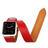 BASEUS Sunlord Series Watchband 42mm for Apple Watch - Red - Casing Smartwatch / Case