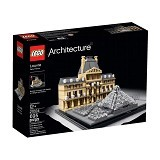 LEGO Architecture Louvre [21024] - Building Set Architecture