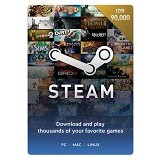 STEAM WALLET IDR 90.000 Digital Code - Voucher Games