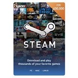STEAM WALLET IDR 400.000 Digital Code - Voucher Games