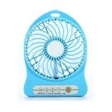 HADATA Fan [F95D] - Blue - Kipas Angin Meja