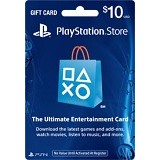 SONY PlayStation Network Voucher USD 10$ Digital Code - TIKET & VOUCHER