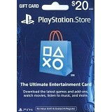 SONY PlayStation Network Voucher USD 20$ Digital Code - Voucher Games
