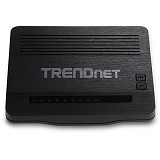 TRENDNET N300 Wireless ADSL 2+ Modem Router [TEW-722BRM] - Router Consumer Wireless