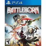 2K Battleborn Online PS4 (Merchant) - Cd / Dvd Game Console