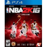 2K GAMES NBA 2K16 PlayStation 4 - CD / DVD Game Console