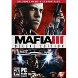 2K PC Mafia III Deluxe Edition Reg 3 (Merchant) - Cd / Dvd Game Console