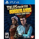 2K Tales Form The Borderlands PlayStation 4 (Merchant) - Cd / Dvd Game Console
