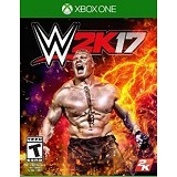 2K Xbox One WWE 2K17 Reg 3 (Merchant) - Cd / Dvd Game Console