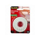 3M 110-1A Scotch Mounting Tape Isolasi 24mmx1m Eceran (Merchant) - Double Tape