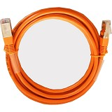 3M Cat5e UTP Patch Cord 2m - Orange - Network Cable Utp