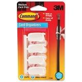 3M Command 17301 Medium Cord Clip