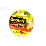 3M Double Sided Tape 12mmX10y SCOTCH - Isolasi / Solatip