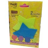 3M Fun-Shaped Notes 7350-SSJ (Merchant) - Sticky Notes