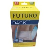 3M Futuro Stabilizing Back Support Size Small/Medium - [46815EN] (Merchant) - Pelindung Tulang Belakang / Spine Support