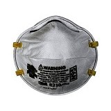 3M N95 Particulate Respirator [8210] 1 BALE