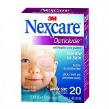 3M Nexcare Opticlude Orthoptic Eye Patch Junior (Merchant) - Plester Medis