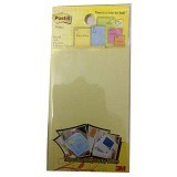 3M Post-it Notes 656HB - Yellow (Merchant) - Sticky Notes
