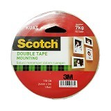 3M Scotch 110-3A Mounting Tape 24MM x 3M - Isolasi / Solatip