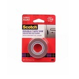 3M Scotch 4011-1A Mounting Tape Outdoor 21MM x 1M - Isolasi / Solatip