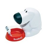 3M Scotch C-31 Dispenser Tape Dog 3/4