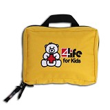 4LIFE Kiddies Kit with Contentsn - Yellow - Peralatan P3k / Medical Kit
