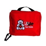 4LIFE Tas Kiddies - Red (Merchant) - Peralatan P3k / Medical Kit