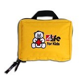 4LIFE Tas Kiddies - Yellow (Merchant) - Peralatan P3k / Medical Kit