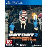 505 GAMES Payday 2 Crimewave EditionPlayStation 4 - Cd / Dvd Game Console