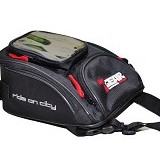 7GEAR Mini Tankbag [TB-M00110] - Red - Tankbag / Tas Motor