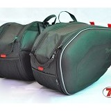 7GEAR Moulded Sidebag 512 [MS-50512] - Tankbag / Tas Motor