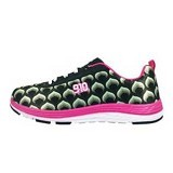 910 Oranio Size 40 - Black / Hot Pink / White (Merchant)