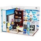 A1TOYS DIY Miniature House Rumah Doraemon [DO] (Merchant) - 3d Puzzle