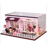 A1TOYS Miniature House DIY Art & Craft Love Actually (Merchant)