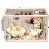 A1TOYS Rumah Rumahan DIY Art & Craft Perfect Flower Married (Merchant) - 3d Puzzle