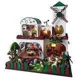 A1TOYS Rumah Rumahan DIY Villa Mimpi [CWB] (Merchant) - 3d Puzzle
