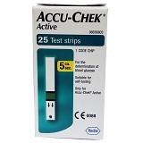 ACCU-CHEK Active Glucose @25 [A50005] - Alat Ukur Kadar Gula