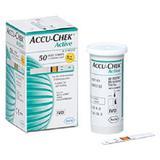 ACCU-CHEK Active Glucose @50 [A50004] - Alat Ukur Kadar Gula