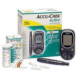 ACCU-CHEK Active Meter Kit [A50016] - Alat Ukur Kadar Gula