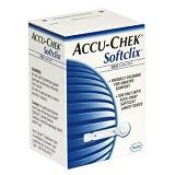 ACCU-CHEK SoftClix Lancet @100 [A50013] - Alat Ukur Kadar Gula