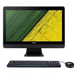 ACER All-in-One Aspire C20-220 [DQ.B7PSN.001] - Black - Desktop All in One Intel Celeron
