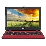 ACER Aspire ES1-131 (Celeron N3050 - Win 10) - Red (Merchant) - Notebook / Laptop Consumer Intel Celeron