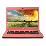 ACER ACER Aspire E5-473 (Core i3-5005U Win 10) - Coral Pink - Notebook / Laptop Consumer Intel Core i3