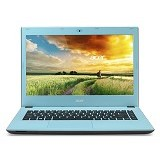 ACER Aspire E5-473 Non Windows (Core i3-4005U - Nvidia 2GB) - Ocean Blue - Notebook / Laptop Consumer Intel Core I3
