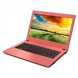 ACER Aspire E5-473G Non Windows (Core i3-5005U GT920M) - Coral Pink - Notebook / Laptop Consumer Intel Core I3