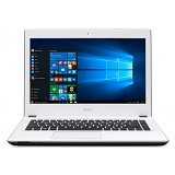 ACER Aspire E5-473G (Core i5-4210U Win 10) - Cotton White - Notebook / Laptop Consumer Intel Core I5