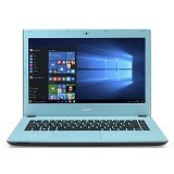 ACER Aspire E5-473G [NX.G0GSN.005] - Ocean Blue - Notebook / Laptop Consumer Intel Core I7