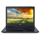 ACER Aspire E5-475G Non Windows (Core i5-7200U) - Steel Grey (Merchant) - Notebook / Laptop Consumer Intel Core I5